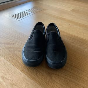 Slip-On Black VANS